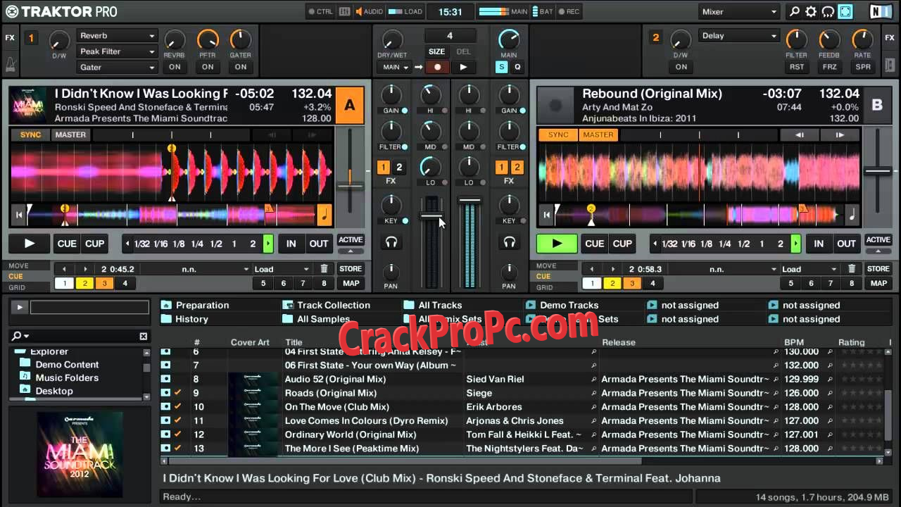 Traktor Pro 3.3.0 Crack + Activation Key Full Version Free Download 2020