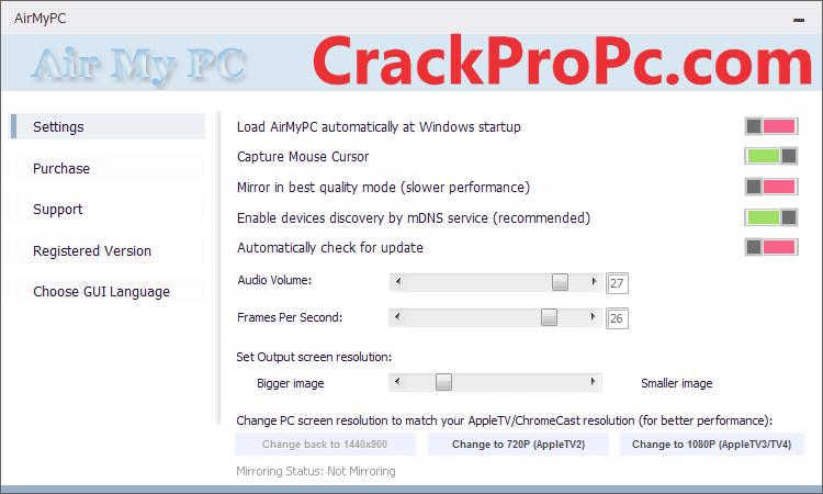 AirMyPC 5.1.1 Crack 2022 Registration Key Torrent Latest Free Download