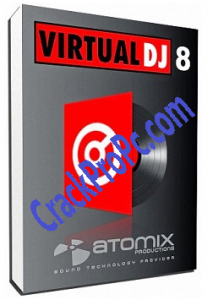 VirtualDJ Pro 8.5 B5630 Crack + Serial Key Full Version Free Download