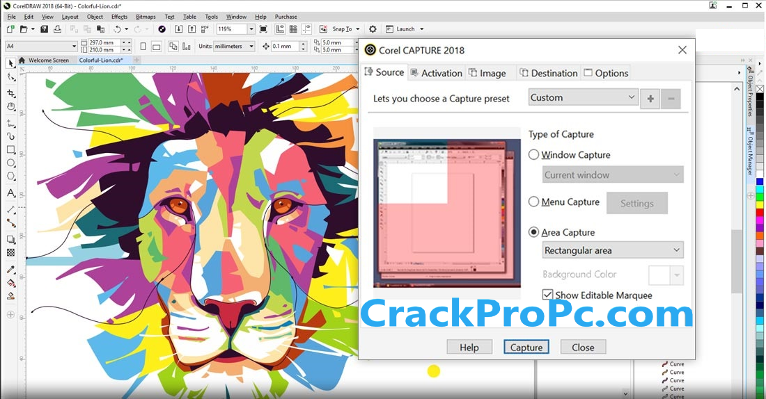 Corel DRAW X9 V22.1.0.517 Crack Keygen + License Key Full Download