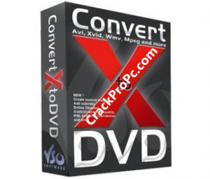 VSO ConvertXtoDVD 7.0.0.69 Crack Serial Key Latest Version Download