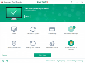 Kaspersky Total Security Crack 2021 Activation Code Free Download
