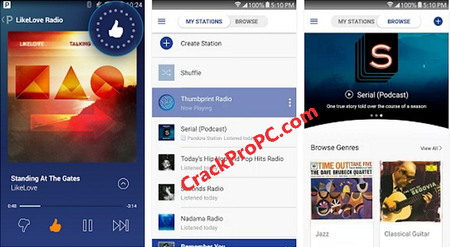 Pandora One APK 2020 Latest Version + Crack Free Download
