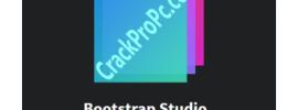 Bootstrap Studio Professional v5.0.3 Crack License Key Full Version [2020]