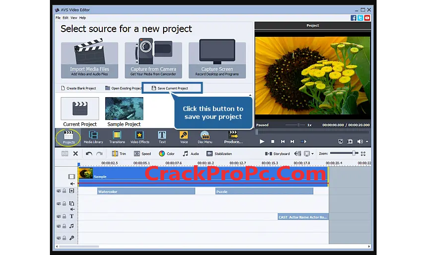 AVS Video Editor 9.4.2.369 rack Latest Version With Activation Key 2020