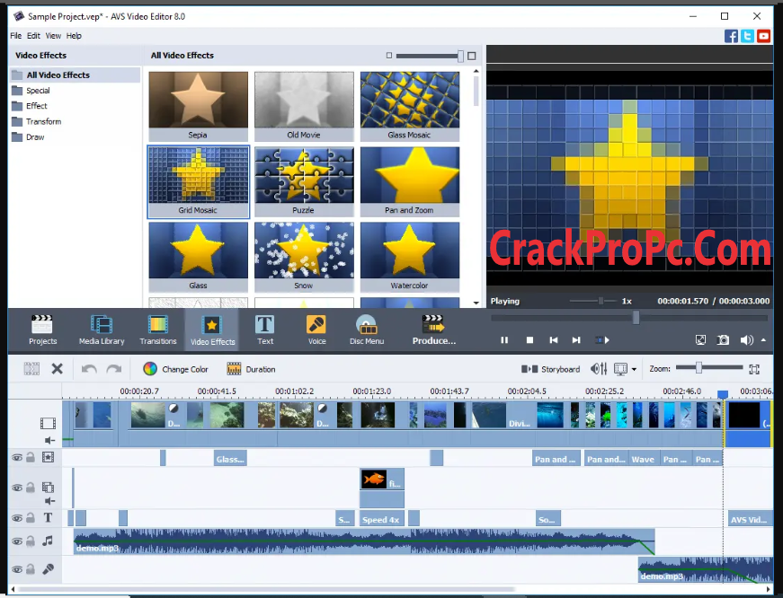 AVS Video Editor 9.4.2.369 Crack Latest Version With Activation Key 2020