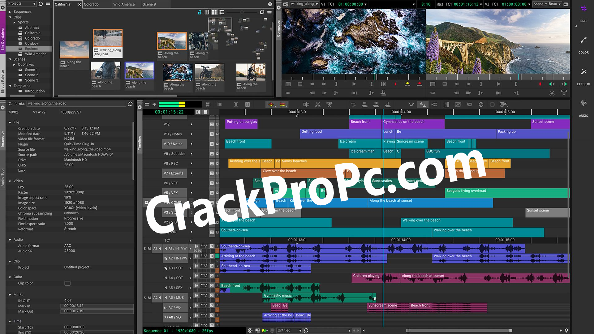 Avid Media Composer 8.10 Crack Activation key Free Download [2020]
