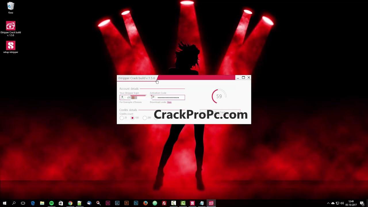 iStripper 1.2.242 Crack Keygen Serial Key Full Version Free Download