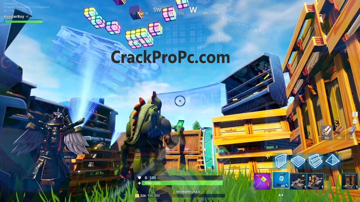 Fortnite 9.11.2 Crack Patch Download With License Key Full Version