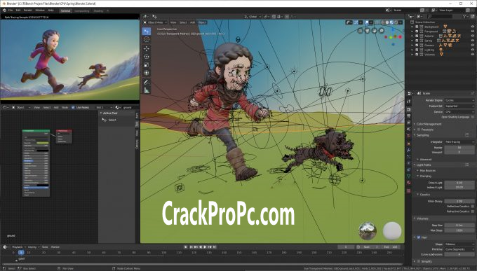 Blender Pro 2.83.1 Crack Keygen License Key Full Version Free Download