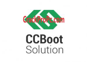 CCboot 2020 V3.0 Crack Build 0917 Full License Key Free Download