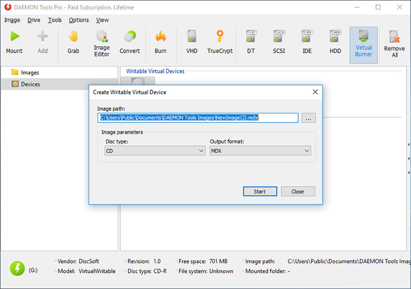 Daemon Tools Pro 8.3.0.0759 Crack Serial Key Latest Version Download