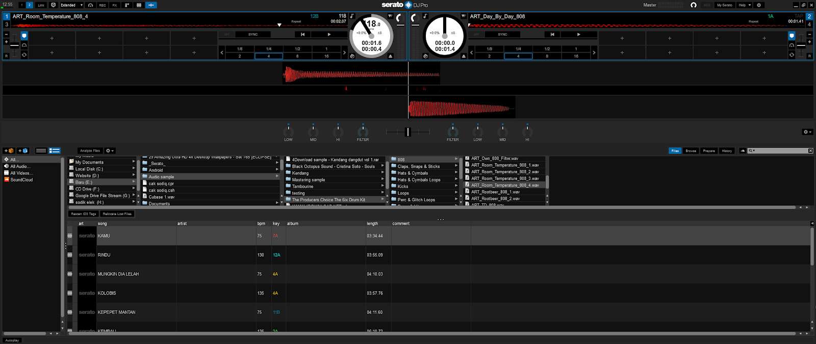 Serato DJ Pro 2.3.6 Crack License Key With Activation Key Full Download