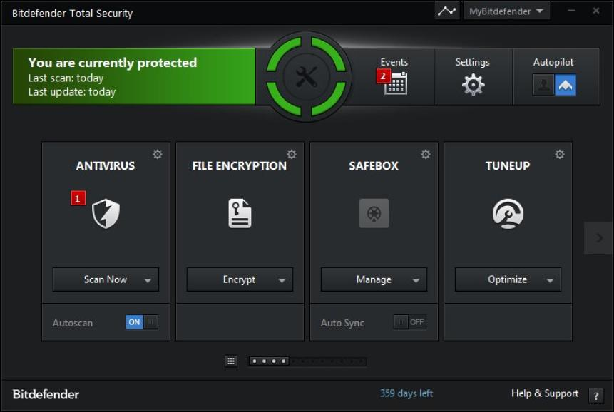 Bitdefender Total Security 2020 Crack Activation Key + Keygen Download