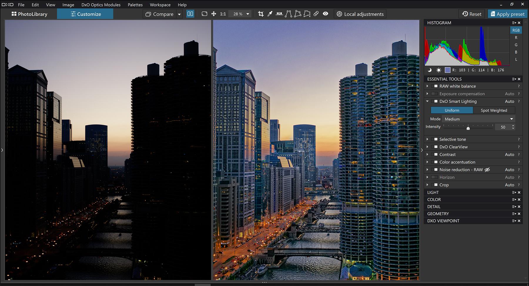 DxO PhotoLab 4.0.2 Crack 2021 Activation Code Keygen Latest Download