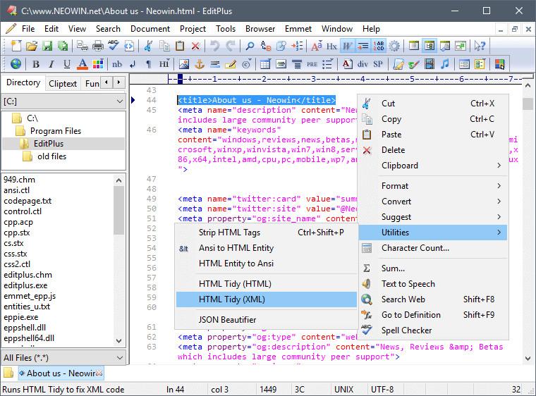 EditPlus 5.3 Crack Build 3352 Serial Key Latest Torrent Download [2021]