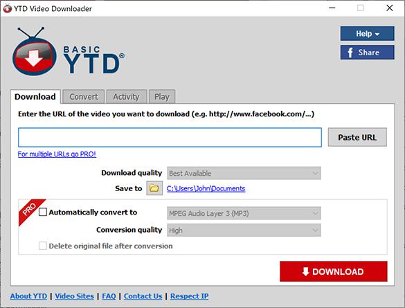YTD Video Downloader 7.11.5 Crack 2021 Serial Key Latest Download