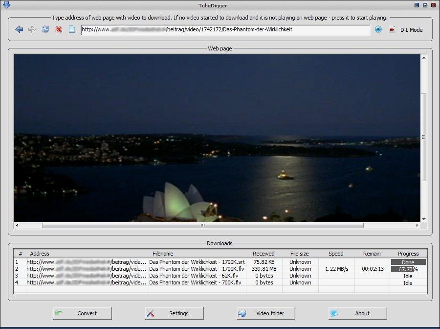 TubeDigger 7.3.2 Crack Serial Key Torrent 2021 Latest Free Download