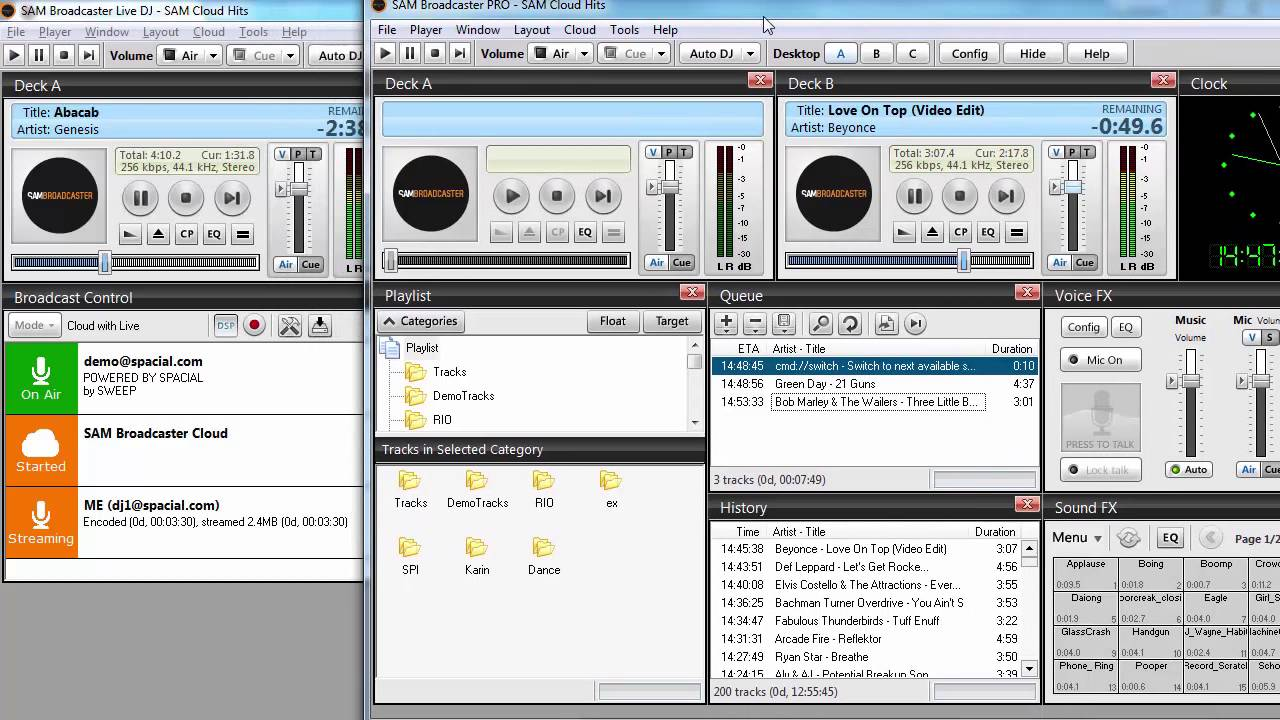 SAM Broadcaster Pro 2021.3 Crack Serial Key With Keygen Free Download