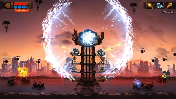 Steampunk Tower 2 Crack PC Video Games Free Download 2021